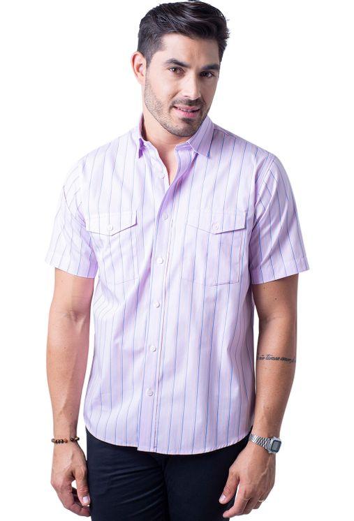 Camisa-casual-masculina-tradicional-fio-50-rosa-f06119a-CM01F06119ATF50C102-5