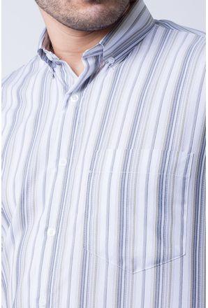Camisa-casual-masculina-tradicional-microfibra-grafite-f07523a-3