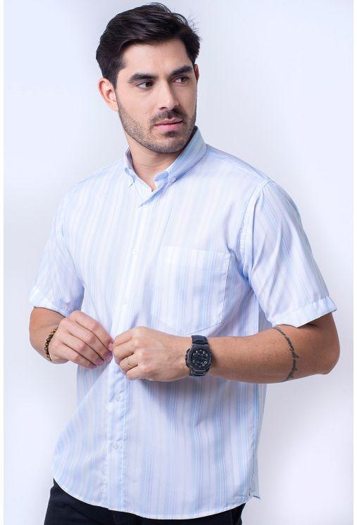 Camisa-casual-masculina-tradicional-microfibra-azul-claro-f07523a-1