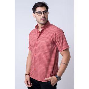 Camisa-casual-masculina-tradicional-microfibra-laranja-f07525a-1