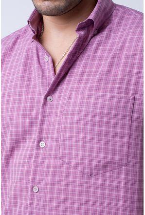 Camisa-casual-masculina-tradicional-microfibra-rosa-f07525a-3
