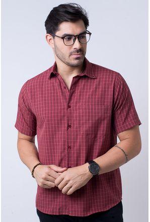 Camisa-casual-masculina-tradicional-microfibra-vermelho-f07525a-1