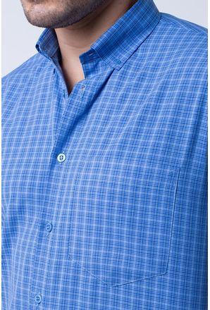 Camisa-casual-masculina-tradicional-microfibra-azul-f07525a-3