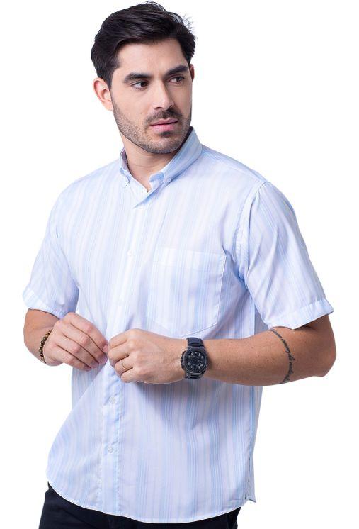 Camisa-casual-masculina-tradicional-microfibra-azul-claro-f07523a-5