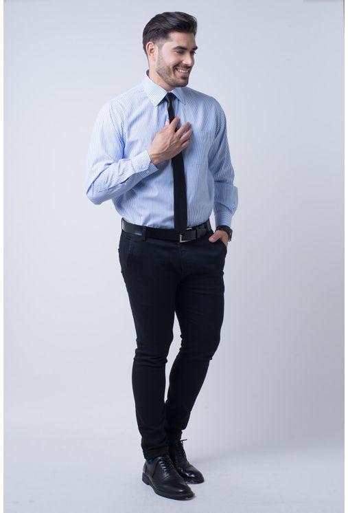 Camisa-social-masculina-tradicional-algodao-misto-azul-claro-f07600a-1