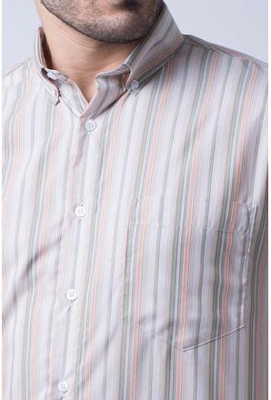 Camisa-casual-masculina-tradicional-microfibra-laranja-f07523a-3