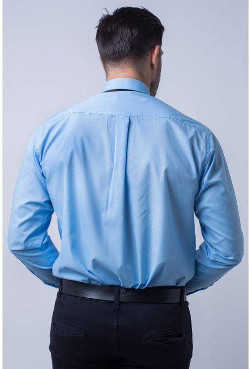 Camisa-social-masculina-tradicional-algodao-misto-azul-medio-f09993a-2