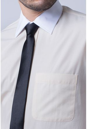 Camisa-social-masculina-tradicional-algodao-fio-50-amarelo-f02783a-3