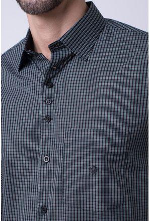 Camisa-casual-masculina-tradicional-algodao-fio-50-verde-f01354a-3