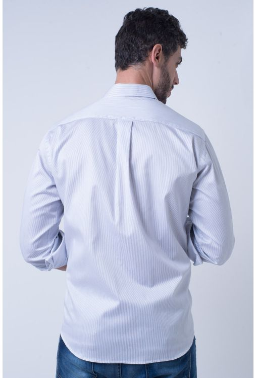 Camisa-casual-masculina-tradicional-algodao-fio-60-preto-f01864a-1