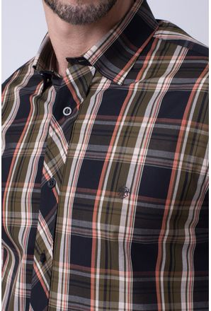 Camisa-casual-masculina-tradicional-algodao-fio-50-verde-f01884a-3