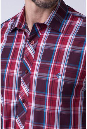 Camisa-casual-masculina-tradicional-algodao-fio-50-bordo-f01884a-3