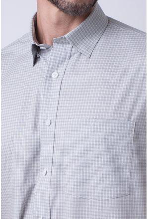 Camisa-casual-masculina-tradicional-algodao-fio-50-cinza-f04336a-3