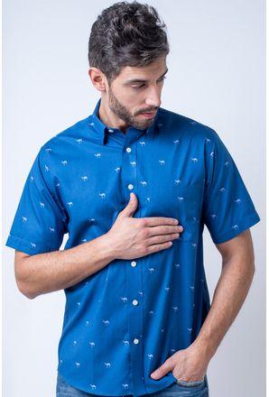 Camisa-casual-masculina-algodao-fio-60-azul-f05989a-1