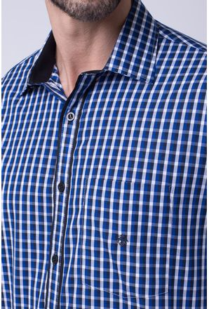 Camisa-casual-masculina-tradicional-algodao-fio-50-azul-f08435a-3