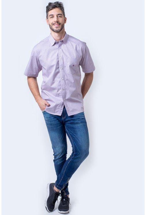 Camisa-casual-masculina-tradicional-algodao-fio-50-lilas-f11379a-4