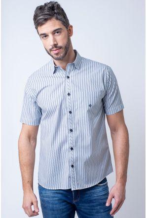 Camisa-casual-masculina-tradicional-algodao-fio-50-verde-f08467a-1