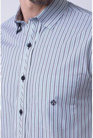 Camisa-casual-masculina-tradicional-algodao-fio-50-verde-f08467a-3