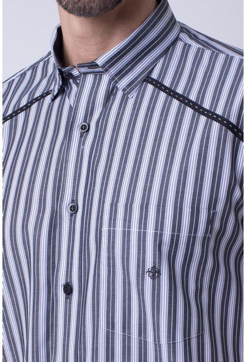 Camisa-casual-masculina-tradicional-algodao-fio-50-preto-f01196a-3
