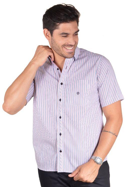 Camisa-casual-masculina-tradicional-algodao-fio-50-salmao-f01375a-1