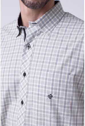 Camisa-casual-masculina-tradicional-algodao-fio-50-bege-f01379a-3