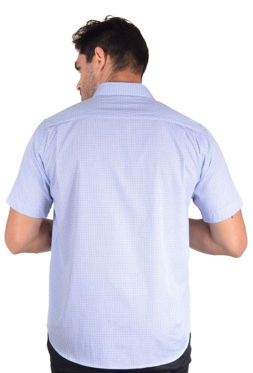 Camisa-casual-masculina-tradicional-algodao-fio-50-azul-claro-f01386a-2