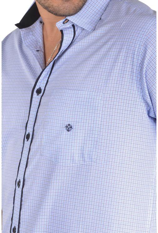 Camisa-casual-masculina-tradicional-algodao-fio-50-azul-claro-f01386a-3
