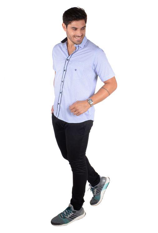 Camisa-casual-masculina-tradicional-algodao-fio-50-azul-claro-f01386a-4