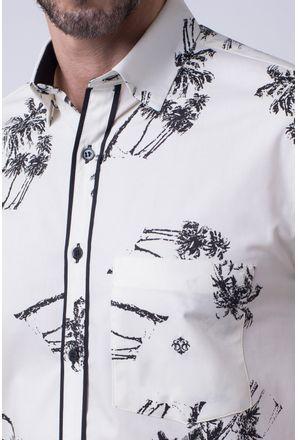 Camisa-casual-masculina-tradicional-algodao-fio-40-creme-f01605a-3