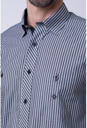 Camisa-casual-masculina-tradicional-algodao-fio-50-verde-f01411a-3