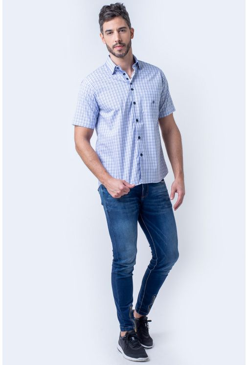 Camisa-casual-masculina-tradicional-algodao-fio-60-azul-f01452a-4