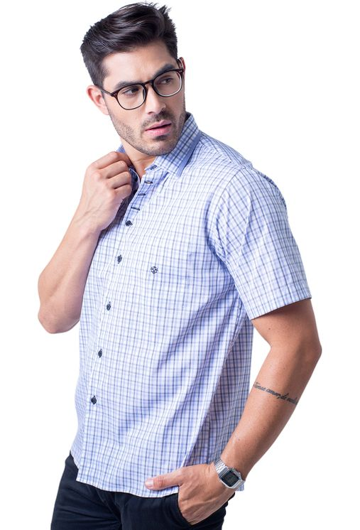 Camisa-casual-masculina-tradicional-algodao-fio-60-azul-f01452a-5