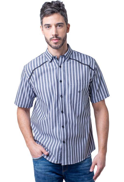 Camisa-casual-masculina-tradicional-algodao-fio-50-preto-f01196a-5