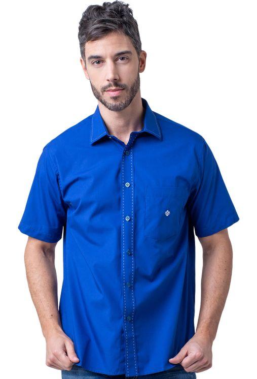 Camisa-casual-masculina-tradicional-algodao-fio-60-azul-f01272a-1