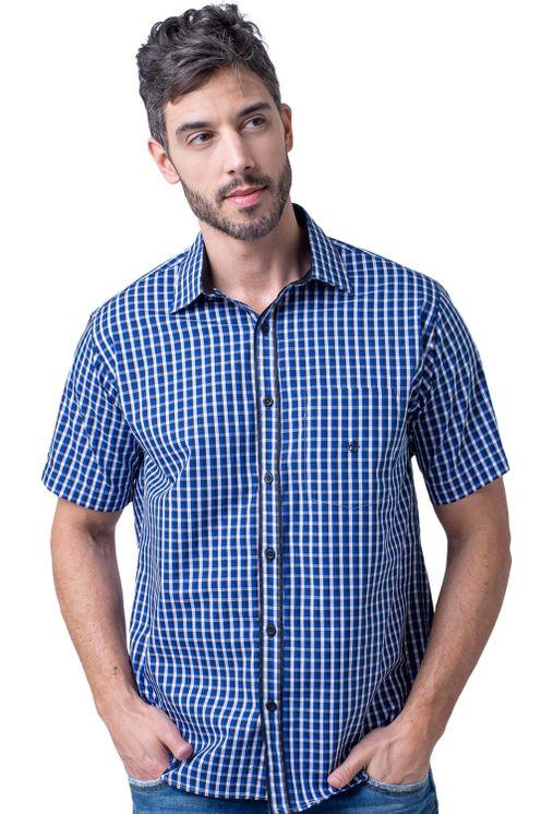 Camisa-casual-masculina-tradicional-algodao-fio-50-azul-f08435a-5