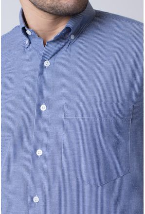Camisa-casual-masculina-tradicional-algodao-misto-azul-escuro-f07648a-3