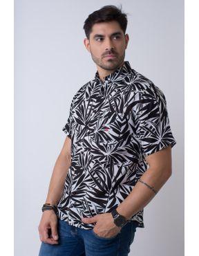 ac06a4441e Camisaria Fascynios Oficial · Camisa Casual Masculina · Rami. Camisa casual  masculina tradicional rami preto f02110a 01 ...