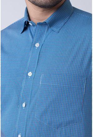 Camisa-casual-masculina-tradicional-algodao-fio-50-azul-f04387a-3