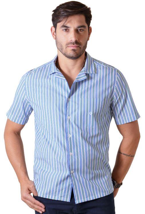 Camisa-casual-masculina-tradicional-algodao-fio-60-azul-f01506a-5