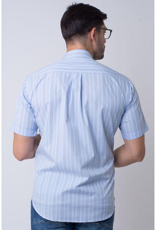 Camisa-casual-masculina-tradicional-algodao-fio-50-azul-f01463a-2