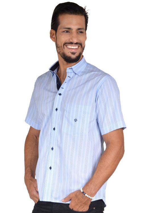 Camisa-casual-masculina-tradicional-algodao-fio-50-azul-f01463a-5