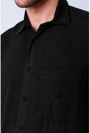 Camisa-casual-masculina-tradicional-tencel-preto-f06020a-3