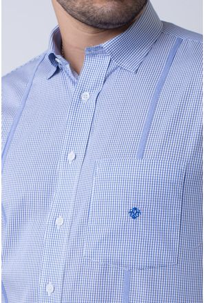 Camisa-casual-masculina-tradicional-algodao-fio-60-azul-f01381a-3