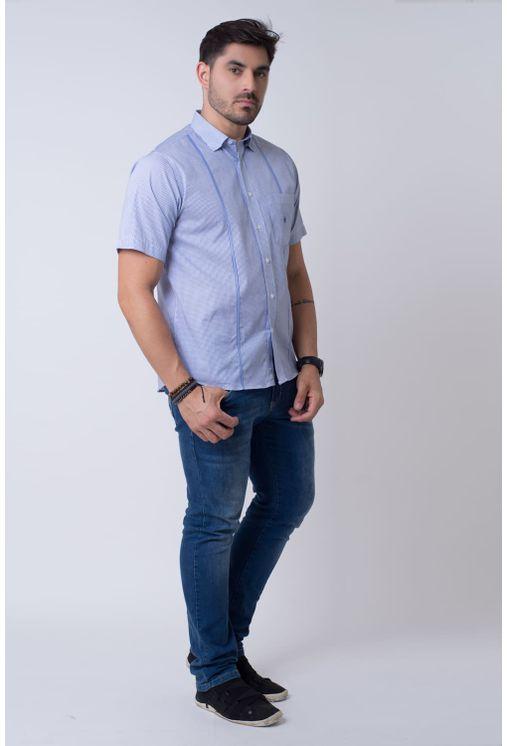 Camisa-casual-masculina-tradicional-algodao-fio-60-azul-f01381a-4
