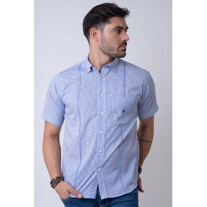 Camisa-casual-masculina-tradicional-algodao-fio-60-azul-f01381a-1