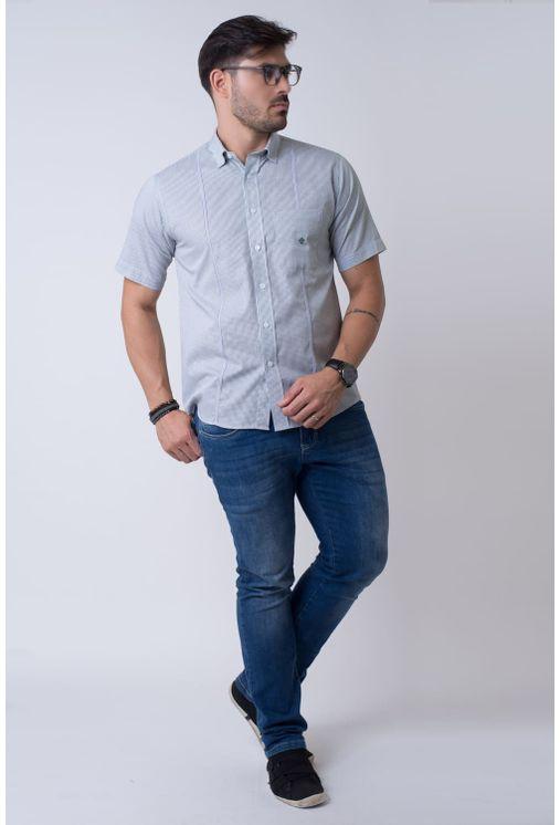 Camisa-casual-masculina-tradicional-algodao-fio-60-verde-f01381a-4