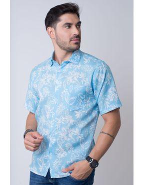 Camisaria Fascynios Oficial · Camisa Casual Masculina · Rami. Camisa casual  masculina tradicional rami azul claro f02102a 01 ... 250f09afa9d46