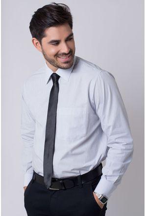 Camisa-social-masculina-tradicional-algodao-fio-50-grafite-r01281a-1