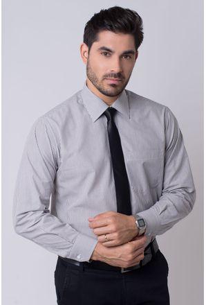 Camisa-social-masculina-tradicional-algodao-fio-50-cinza-r01281a-1