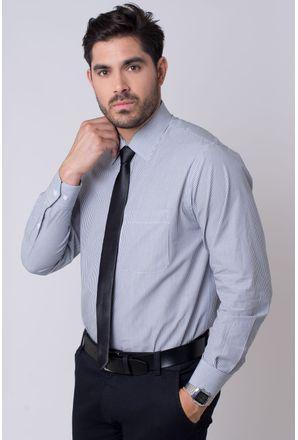 Camisa-social-masculina-tradicional-algodao-fio-50-azul-escuro-r01281a-1
